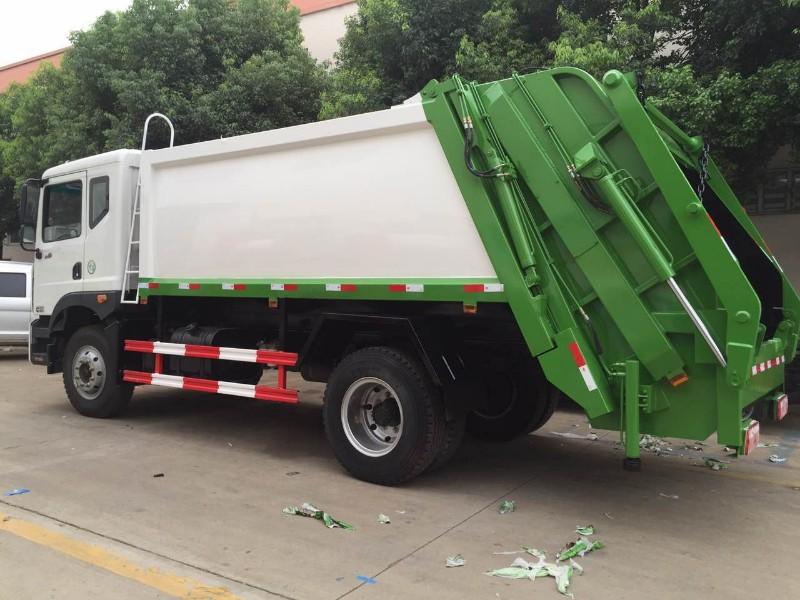 压缩式垃圾车厂家直销价格