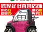 华晨四轮电动车老年代步车新能源电动汽车成人电动轿车生产厂家