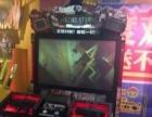 宣城动漫游戏模拟机 跳舞机电玩城游戏机整场回收