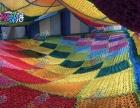 绳网部落,彩虹树蜂巢网彩虹网加盟 儿童乐园
