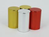 供应各种颜色香水瓶电化铝盖