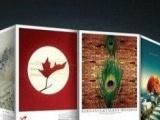 太原专业设计、超低价印刷、高品质服务名片彩页喷绘