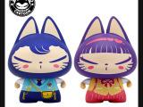正版拽猫公仔 创意礼品玩具 精品礼品店首选产品 厂家直销