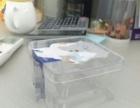 出售PS料的透明废盒子