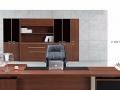 沧州办公桌一对一培训桌大班台会议桌钢木家具
