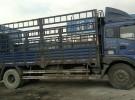 福田瑞沃6.8米高栏箱式货车面议