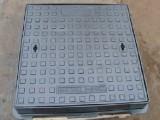 厂家定做生产铸铁沙井盖 圆形铸铁井盖 方形铸铁井盖 铁篦子