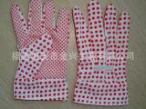 pvc点珠儿童手套 防滑儿童手套防护儿童手套356