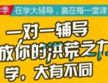上海补习初升高英语哪里好/初中课外辅导班好