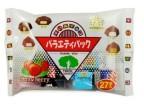 18328 日本原装进口 滋露/松尾 什锦巧克力 170g