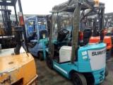二手叉车市场 合力3吨及阿伯叉车 3吨二手堆高叉车