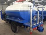 厂家直销柴油三轮雾炮洒水车多功能