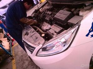 广州陈田汽配城附近大型修车厂的多吗