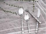 厂家直销YX066方柄竹节刀叉勺 锻打餐具 不锈钢餐具 酒店高档餐具