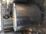 不锈钢搅拌罐 不锈钢反应釜 夹层锅 冷凝器 颗粒机