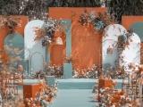 孝感专业庆典公司承接宴会布场 气球造型设计 婚礼布置