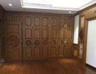实木复合木地板安装工程