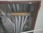专业水暖电工清洗地热。