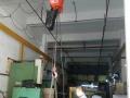 三围奋达科技对面1楼200平带装修有行车厂房出租