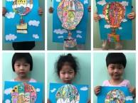 海门能仁小学附近金果果少儿创意绘画秋季班