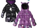 【冬款反季特价】巴拉巴拉羽绒服童装女童中长款外套