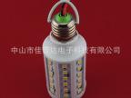 厂家批发LED照明灯,9W新款12V直流电玉米灯