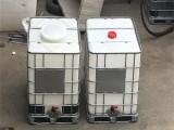 厂家直供1吨方形桶1立方塑料吨桶1000L集装桶耐酸碱耐腐蚀