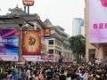 东门太阳百货1楼正街旺铺急售460万品牌小吃租客