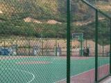 肇庆桃型柱护栏网三折弯护栏网公路护栏网球场围网