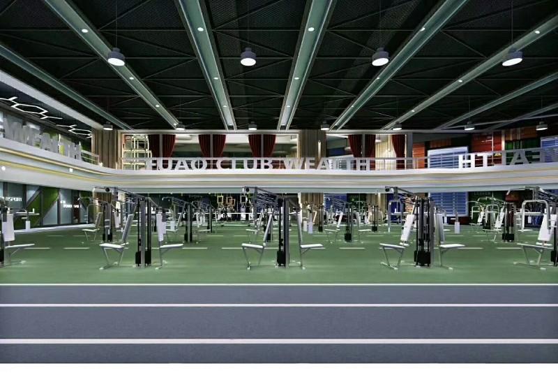新动力游泳健身会馆