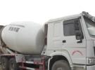 豪沃336搅拌工程车系列4年7万公里16.8万