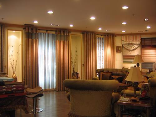 西城区定做酒店窗帘 客房布艺窗帘定制安装厂家
