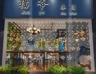 云南甜品店铺装修设计 昆明奶茶店铺装修设计 商铺装修设计公司