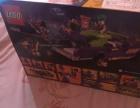 乐高玩具蝙蝠侠系列70096