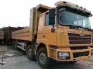 陕汽重卡德龙F3000自卸车首付8万可提车1年3万公里30万