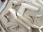 厂家供应 30支 经纬密度75*75幅宽66英寸 平纹全棉坯布