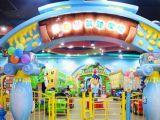 大白鲸儿童乐园加盟