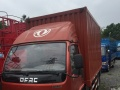 东风多利卡D6厢式货车4.2米