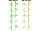 供应食品挂架 口香糖展示架 薯片食品挂网架 矿泉水陈列架