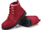 批发加绒女马丁靴 冬季新款短靴女鞋 平底