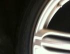 五条大众途观原厂轮毂 配倍耐力295/35R21