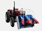 助农机械供应厂家直销的两行收割机山西两行收割机