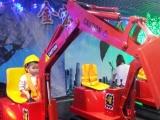 儿童大型挖掘机 儿童挖沙机 较低价
