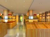 重庆水果店装修设计效果图 水果店装修预算