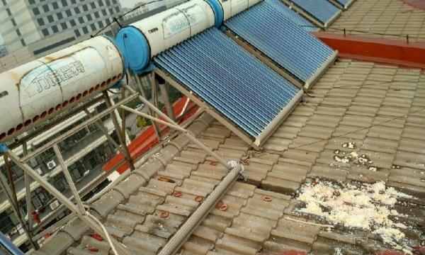 青州太阳能清洗维修太阳能一键解冻安装