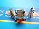 大量现货供应J30J-9TJL-600MM带线标矩形连接器