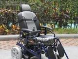 佛山东方FS122LGC进口控制器全躺电动轮椅