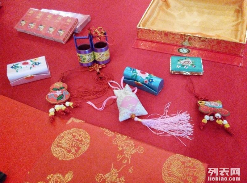 2999中式婚礼套餐