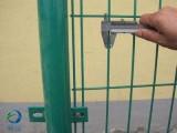 圈地双边丝护栏生产厂家-耀佳丝网