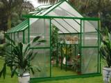 蜂窝型草绿阳光板3mm单层湖蓝耐力板采光透明阳光瓦现货供应